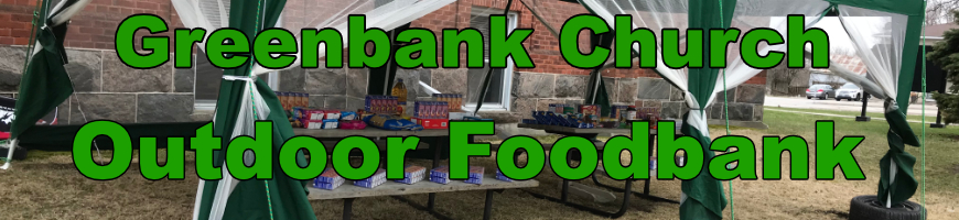 Greenbank Church Food Bank